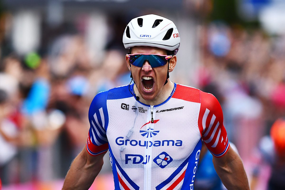 Arnaud Démare 2019