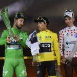 Tour de France 2019 podium