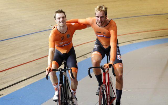 Jan-Willem van Schip en Yoeri Havik 2019