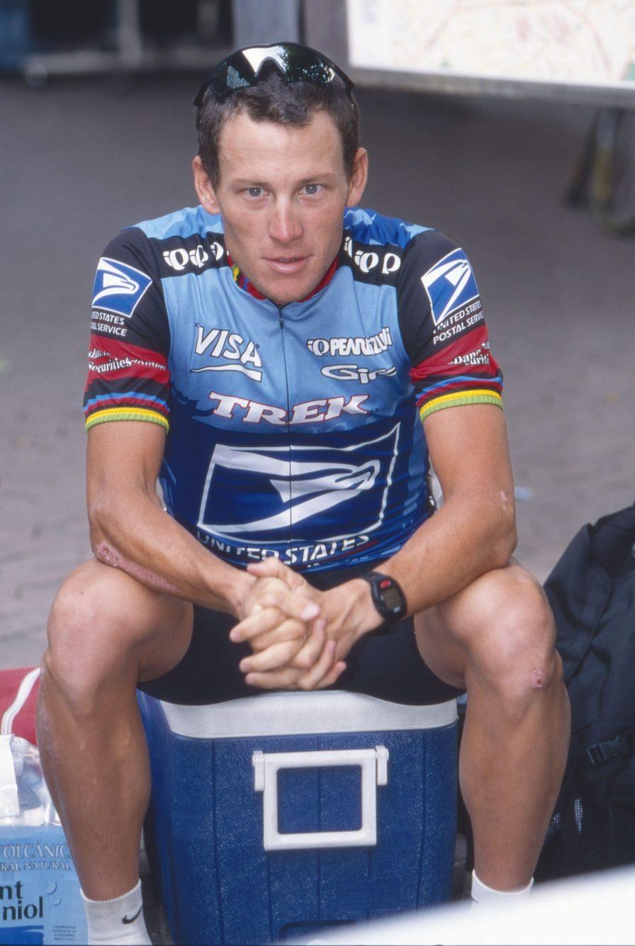 Lance Armstrong US Postal 1998