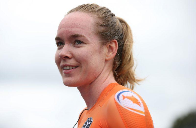 Anna van der Breggen 2020