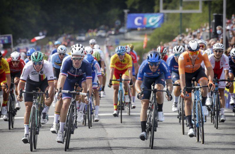 EK wielrennen 2020