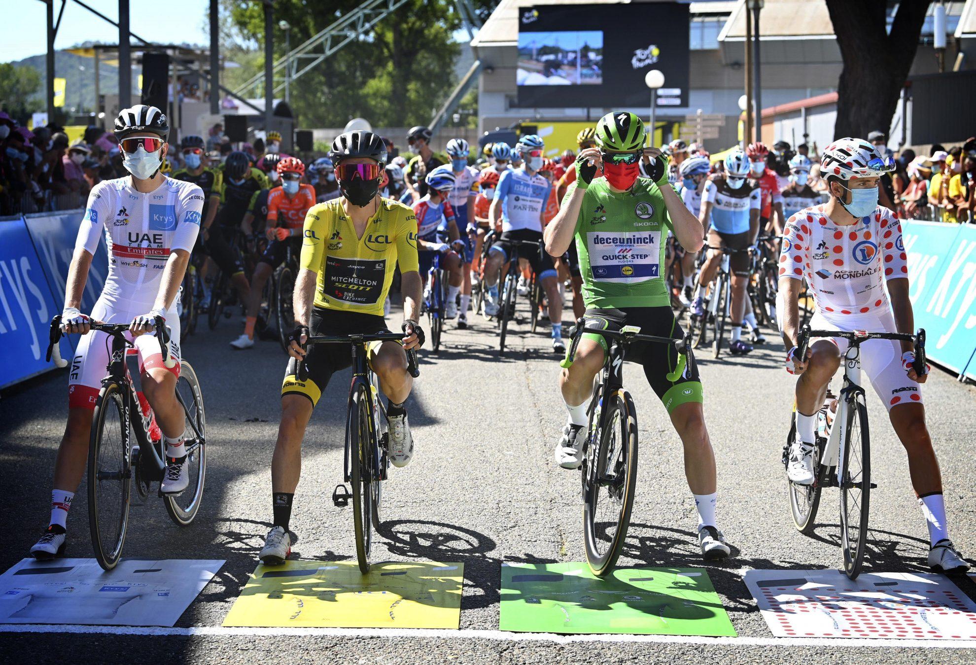 Tour de France 2020 stage 6