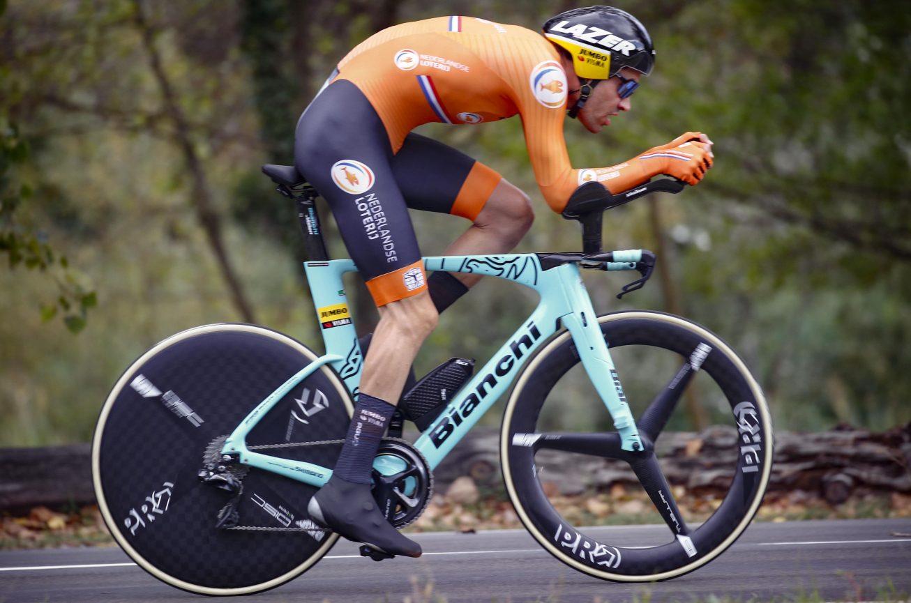 Tom Dumoulin, Bianchi Aquila TT