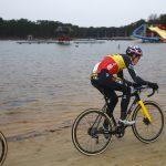 Zilvermeercross in Mol 2021, Wout van Aert