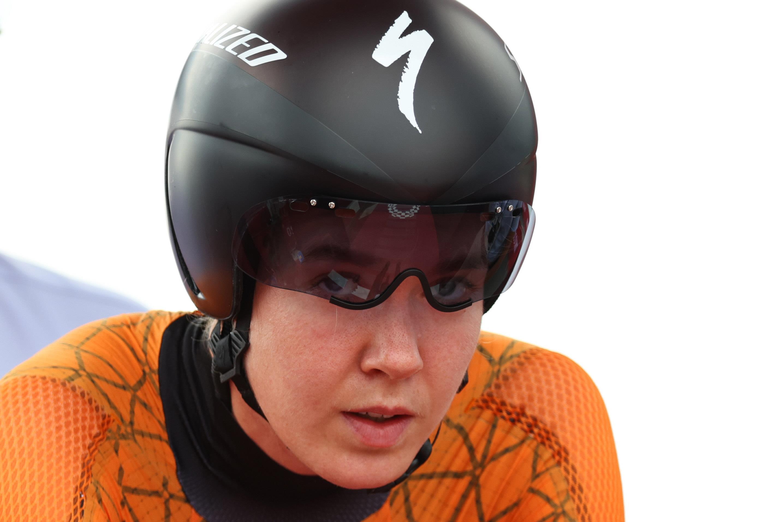 Anna van der Breggen 2021