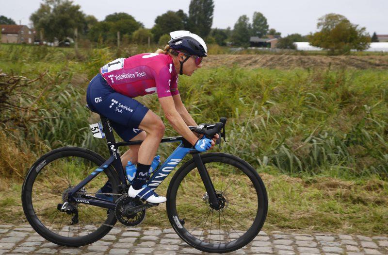Annemiek van Vleuten Parijs-Roubaix 2021