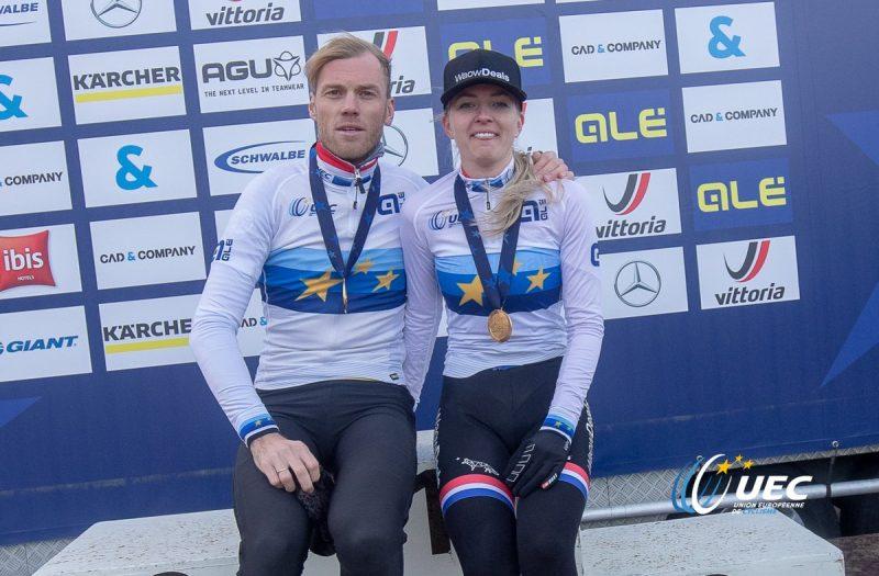 Lars Boom en Pauliena Rooijakkers