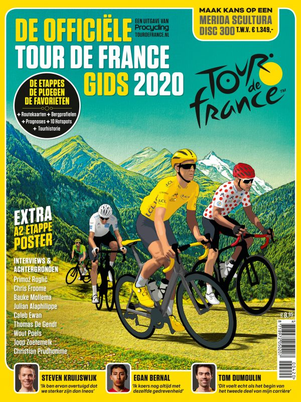 Tour de France gids - Procycling 4