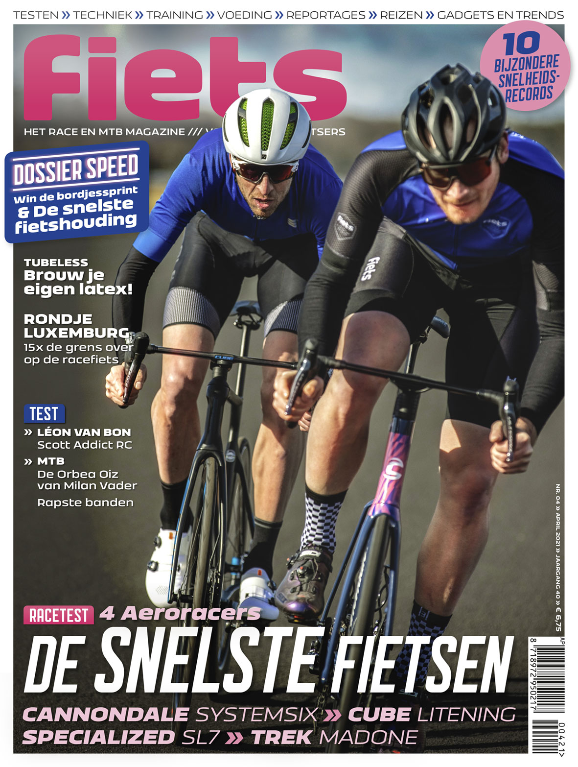 Fiets editie 4 cover