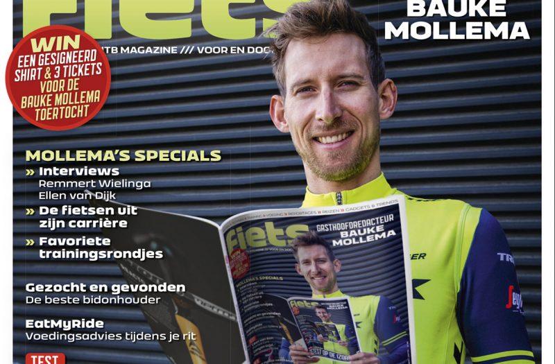 Fiets 07 cover met Bauke Mollema