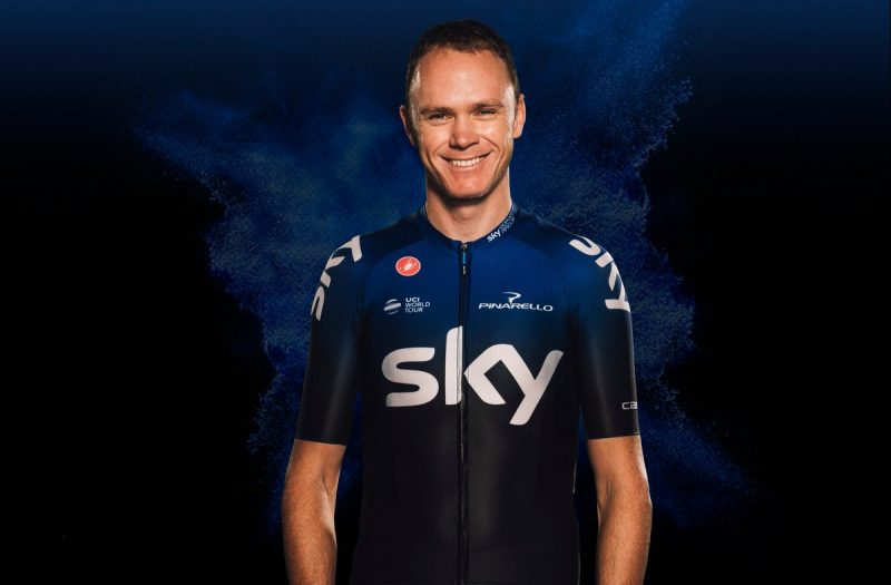 Chris Froome, Sky 2019