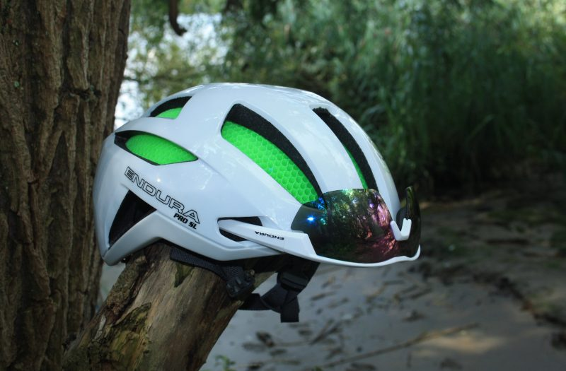 Endura PRO SL helm en FS260-Pro bril
