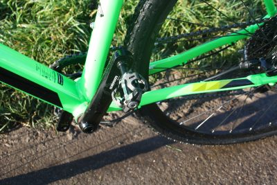 MTB-pedalen