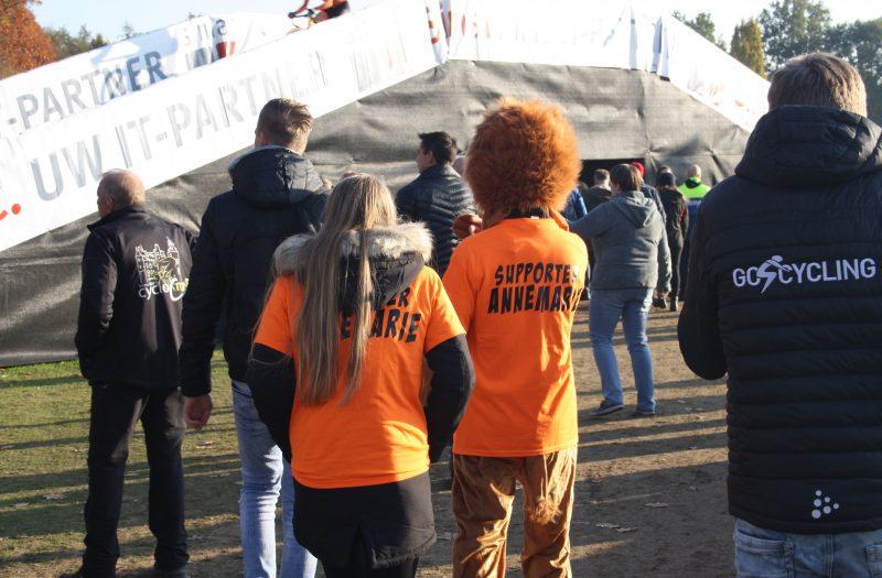 Supporters EK veldrijden 2018