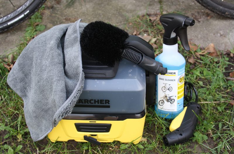 Kärcher Mobile Outdoor Cleaner