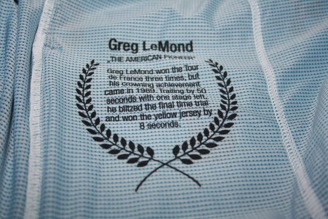Greg LeMond Limited Edition Jersey
