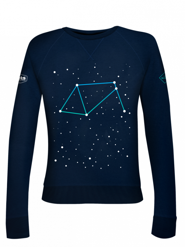 La_Machine_Fiets_Its_in_the_stars_Sweater_Women