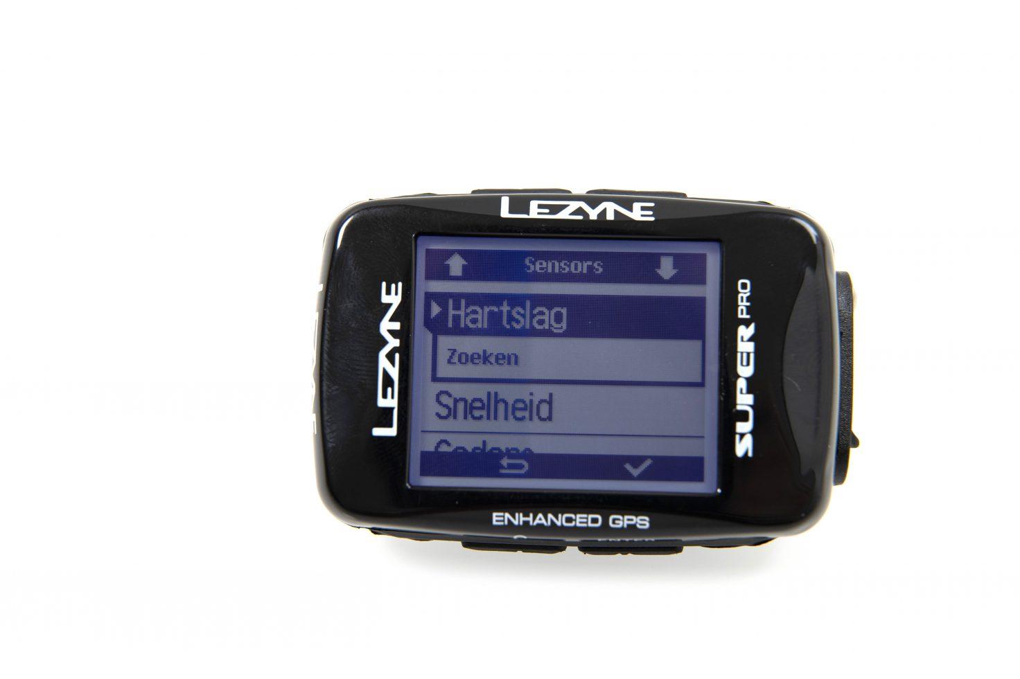 Lezyne Pro GPS