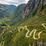Lysevegen Road