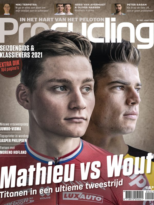 Procycling 01 cover