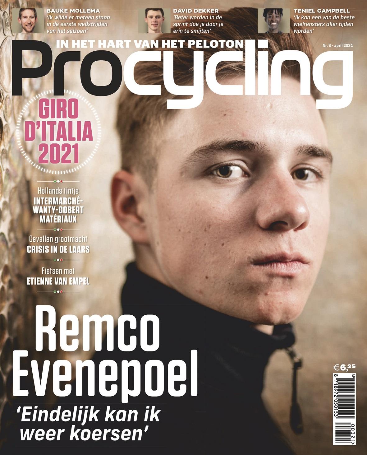 Nu te koop: Procycling Giro d'Italia 2021 gids