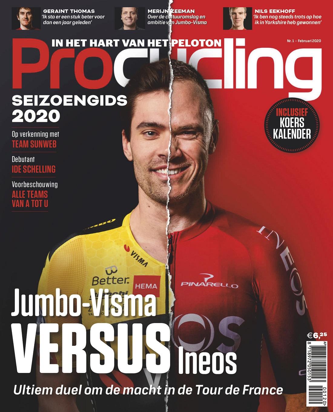 Procycling Seizoengids 2020
