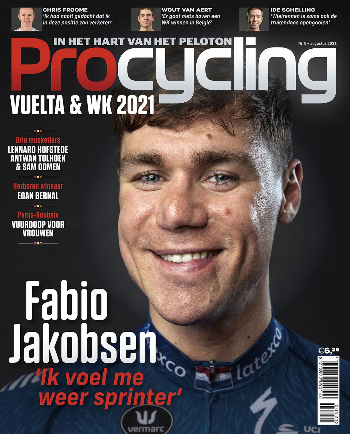 Procycling Vuelta en WK 2021