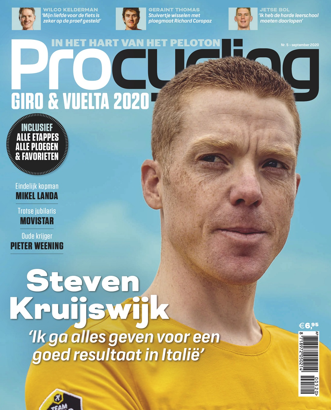 Giro en Vuelta in één editie!