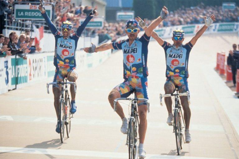 Paris Roubaix 1996