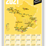 TDF2021 Tourposter