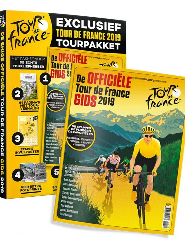 Tourbox + Tourgids