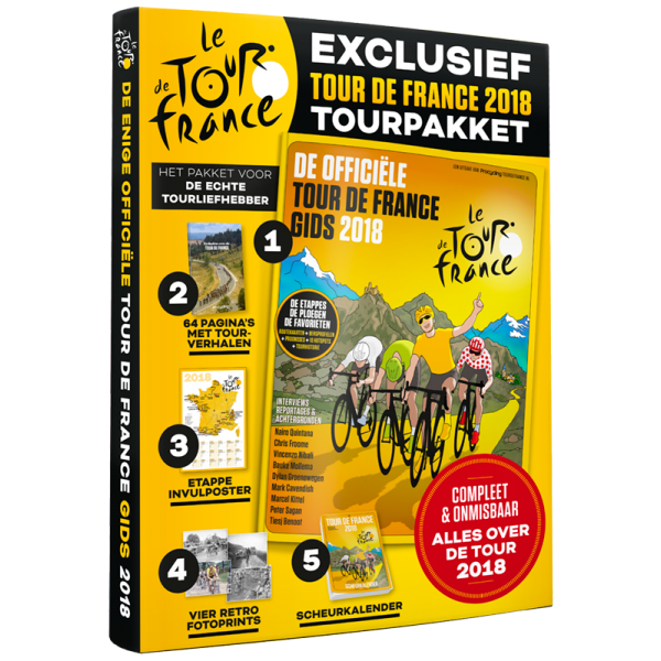 Tourpakket 2018
