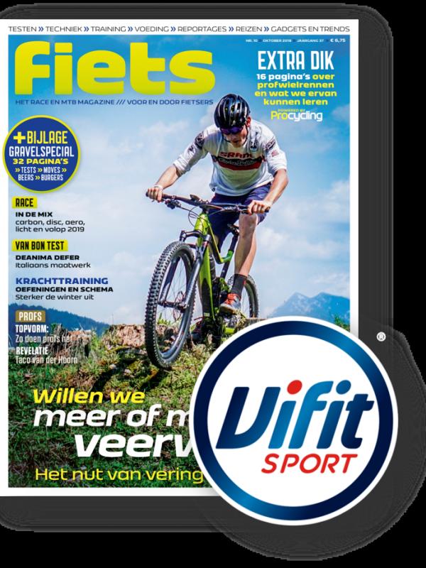 Vifit Sport + cover