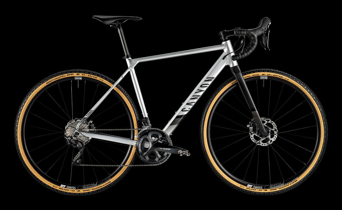 Nieuw canyon grail al race en mtb website for Minimalistische fiets