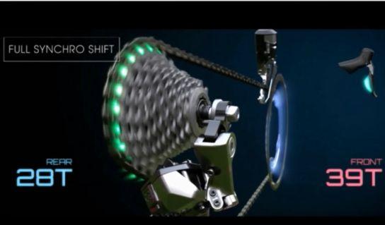 Licht Voor Fiets : Nieuwe shimano di2 accu synchronized shift voor ultegra fiets.nl