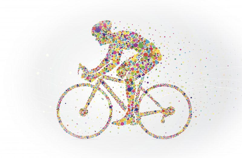 Zo blijf je gemotiveerd op de fiets