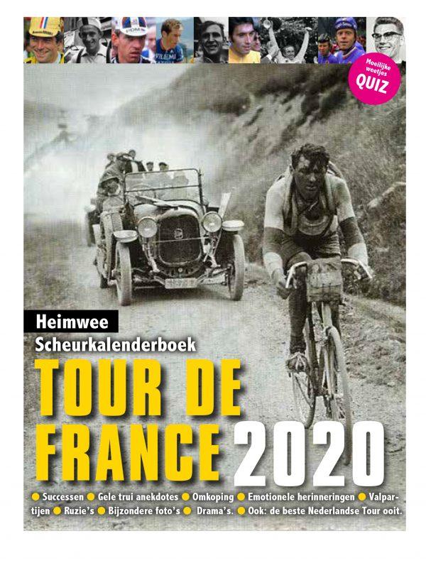 scheurkalender tour