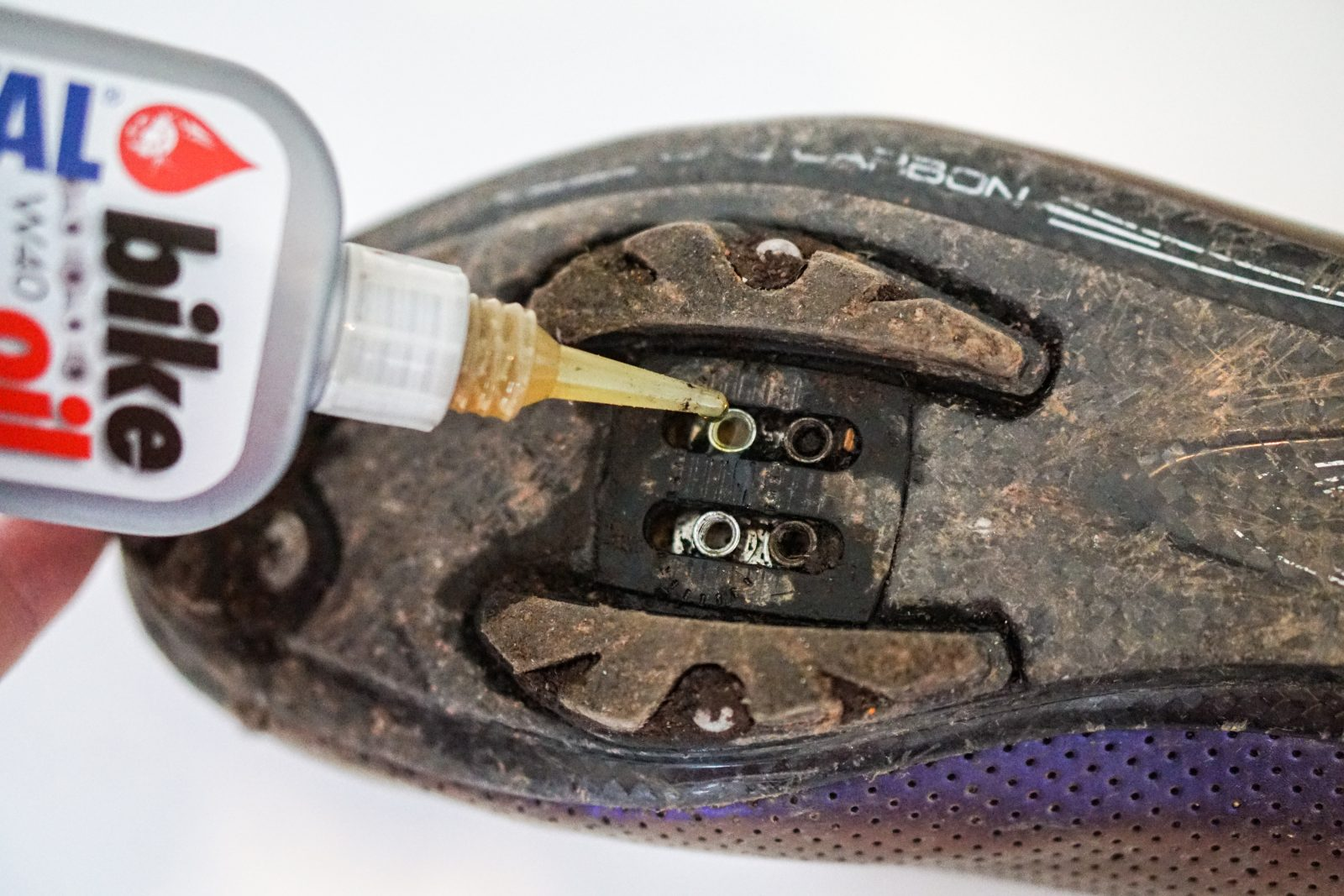 Schoenplaatjes vervangen